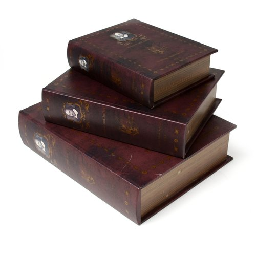 Amrita Singh Shakespeare 3-Piece Book Box Set