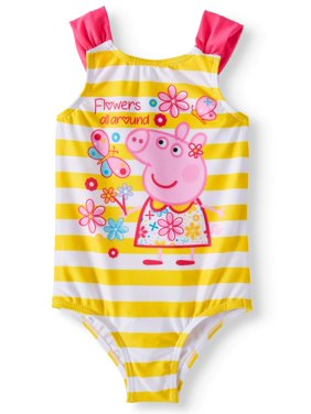 23c093ca189f4 Product Image Peppa Pig 1pc Swimsuit (Toddler Girls)