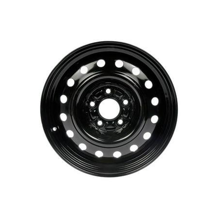 Hyundai Sonata Car Parts - Dorman 939-109 Wheel For Hyundai Sonata, Black Finish, New