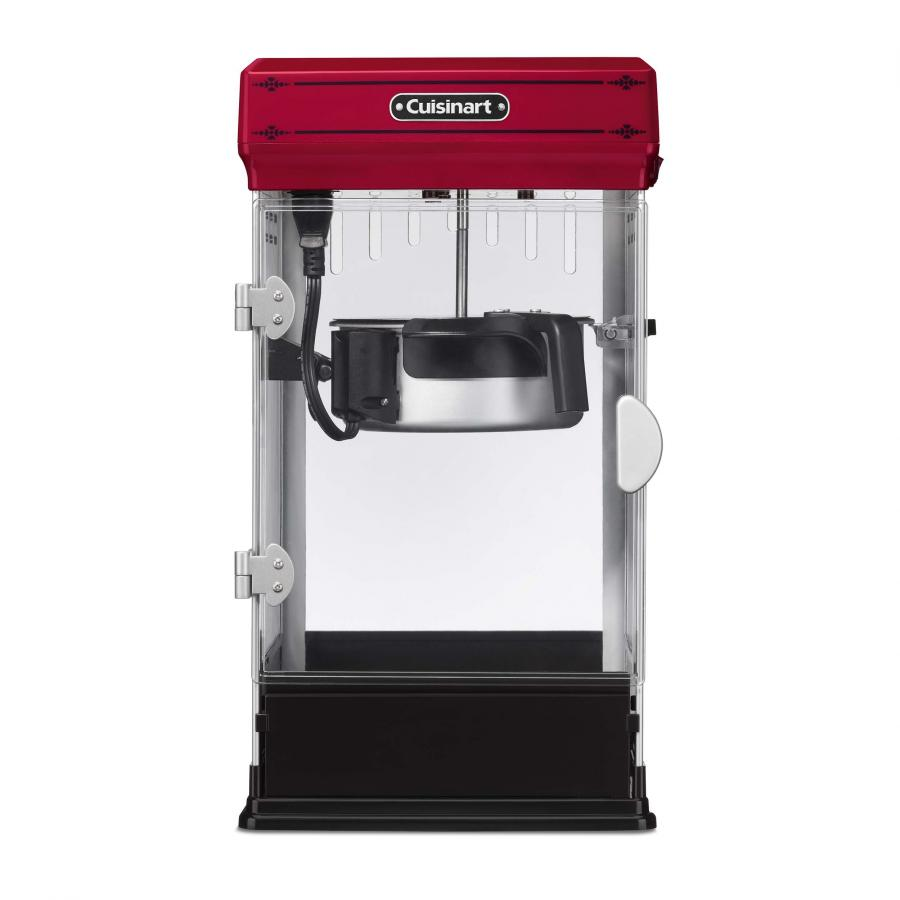 Cuisinart Classic Style Popcorn Maker, Red by Conair