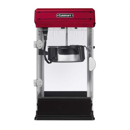 Cuisinart Classic Style Popcorn Maker, Red