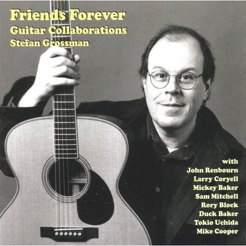 Friends Forever Guitar Collaborations