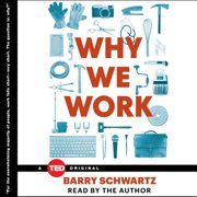 Why We Work - Audiobook