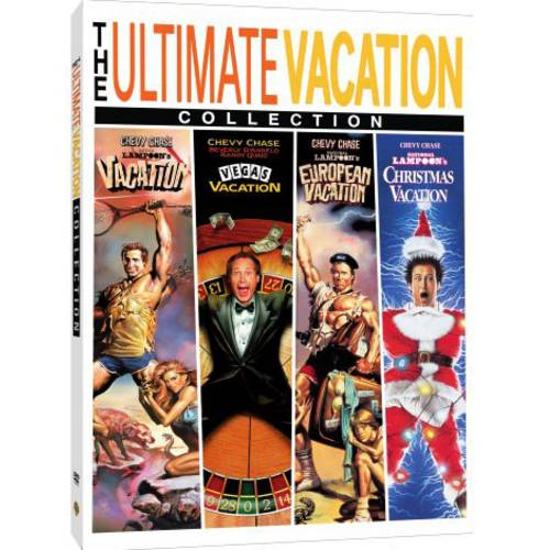 The Ultimate Vacation Collection (Wlamart Exclusive) (DVD)