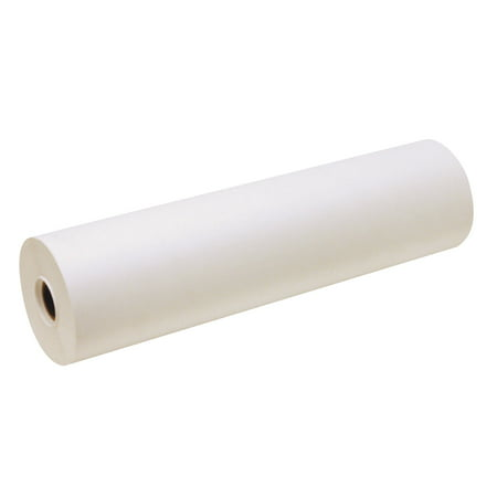 Pacon Sulphite Easel Drawing Paper Roll, 50 lb, 12 in X 200 ft, White (Construction Paper Roll)