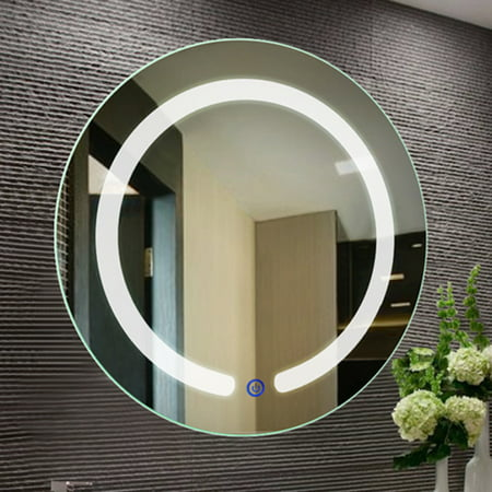 Costway 20 Led Mirror Illuminated Light Wall Mount