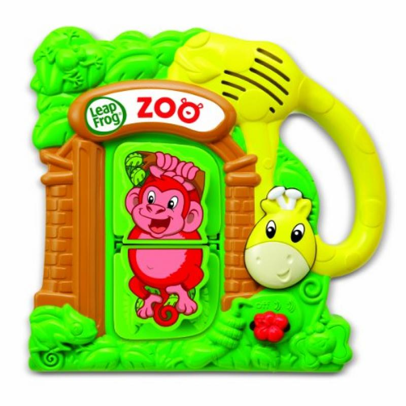 LeapFrog Magnet� Zoo Animal Playset by
