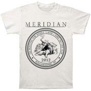 Meridian Men's  City Seal T-shirt Off-white