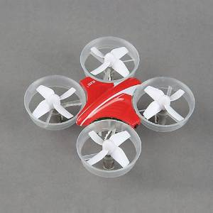 Inductrix RTF (Ready-to-Fly) Ultra Micro Drone with Safe Technology - Transmitter Included