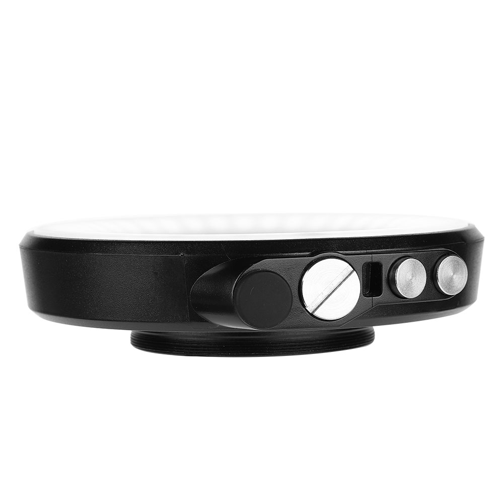 Underwater Diving Light SL-108 67mm Waterproof LED Ring Flash Light for Camera