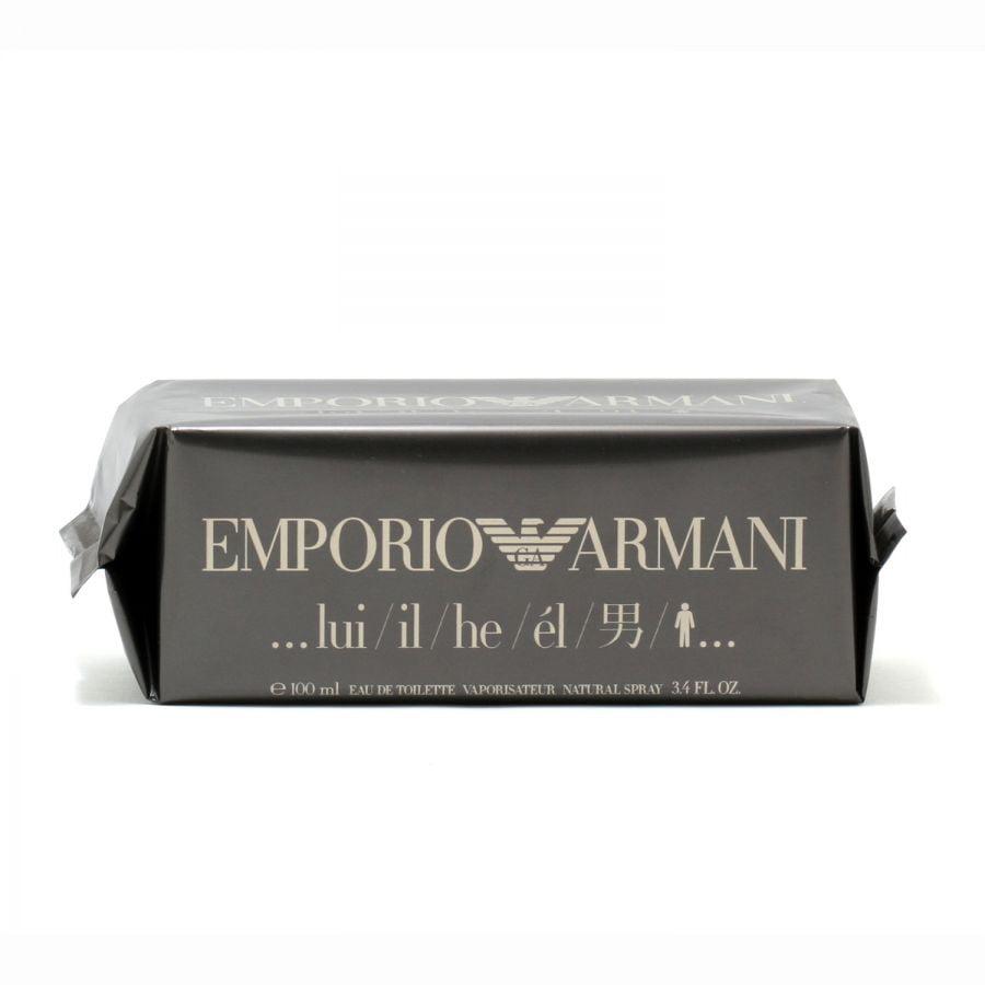 EMPORIO ARMANI HE - EDT SPRAY 3.4 OZ
