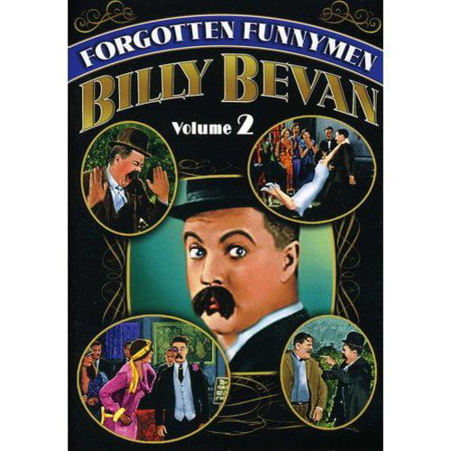 Forgotten Funnymen: Billy Bevan, Vol. 2