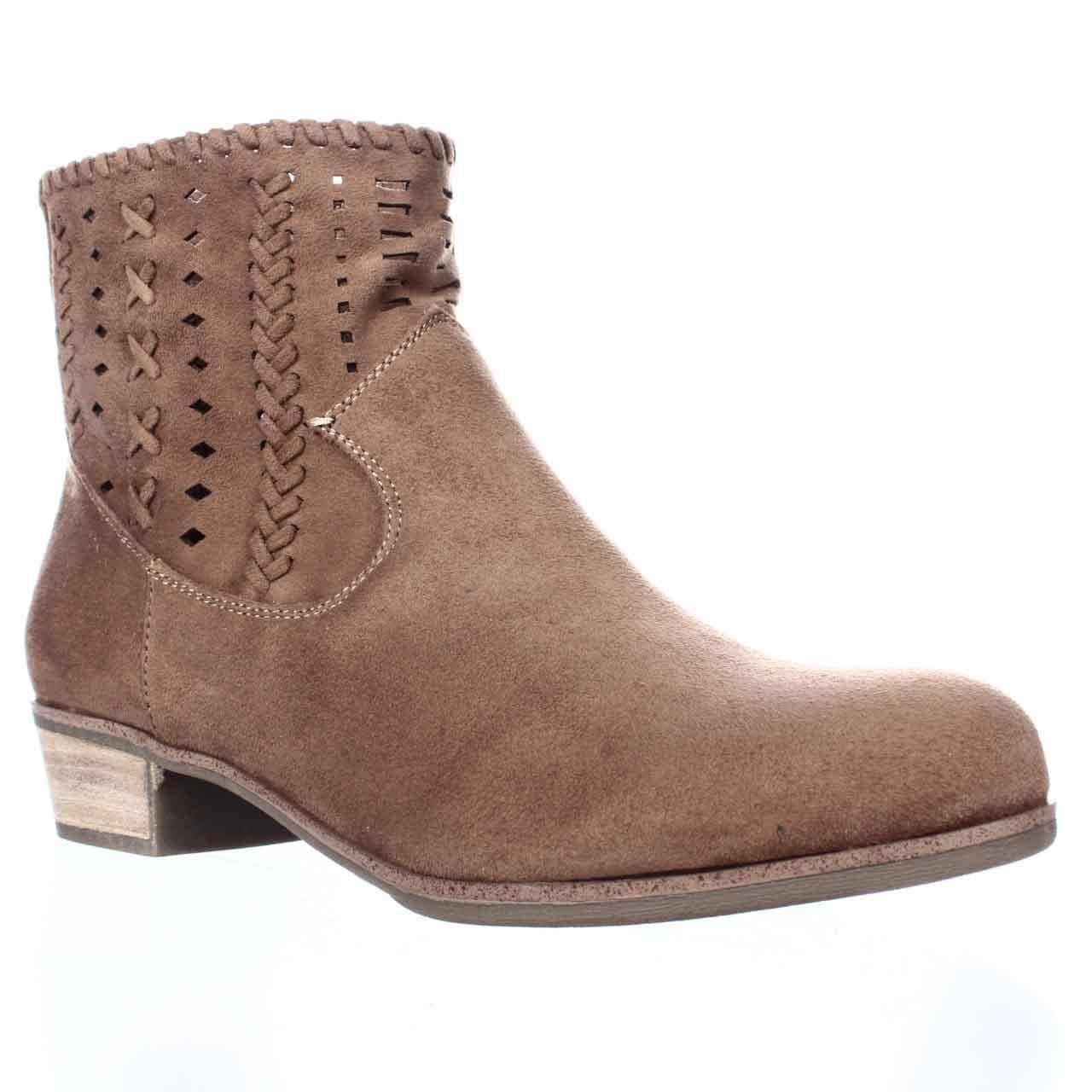 Indigo Rd. Womens CAM Closed Toe Ankle Fashion Boots