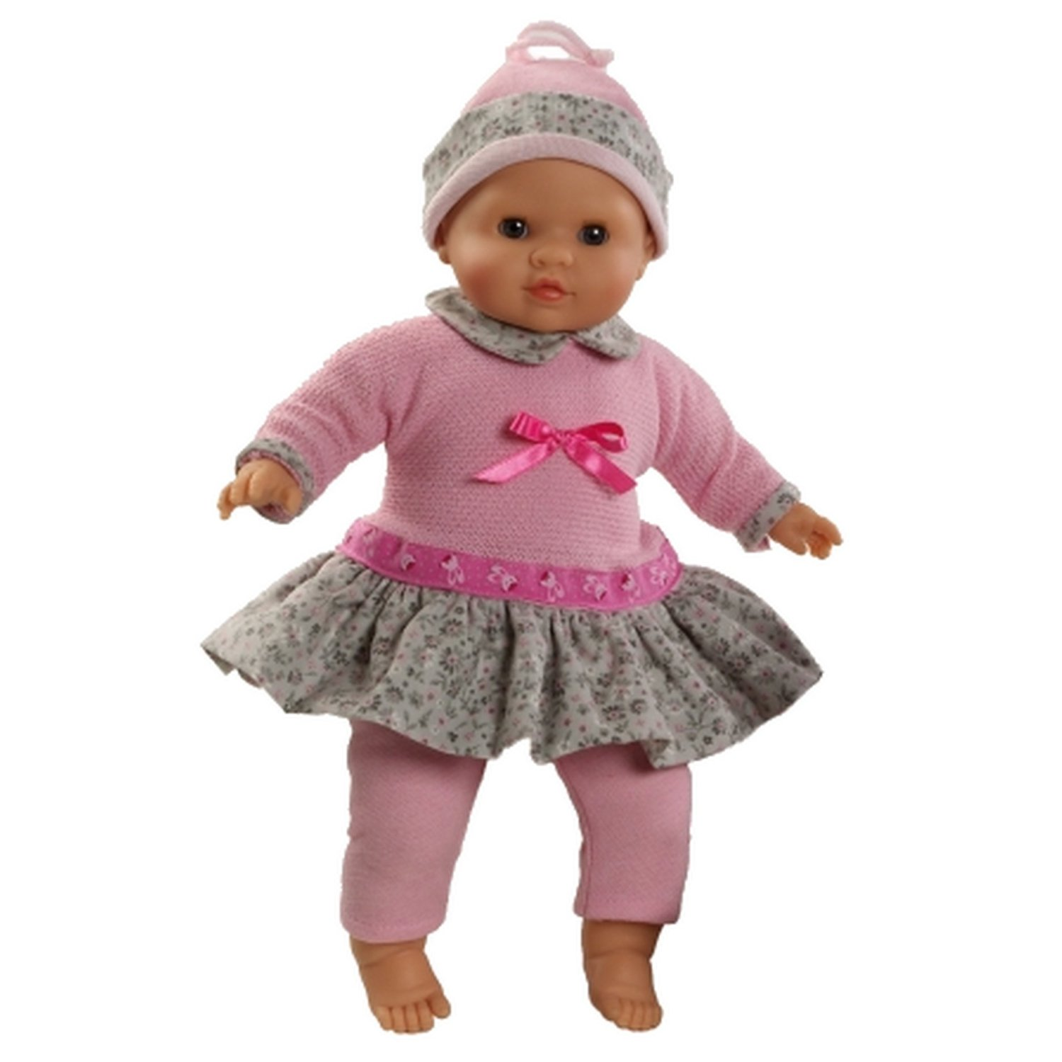 """Paola Reina Los Manus Amy 14"""" Baby Doll (Made in Spain)"""