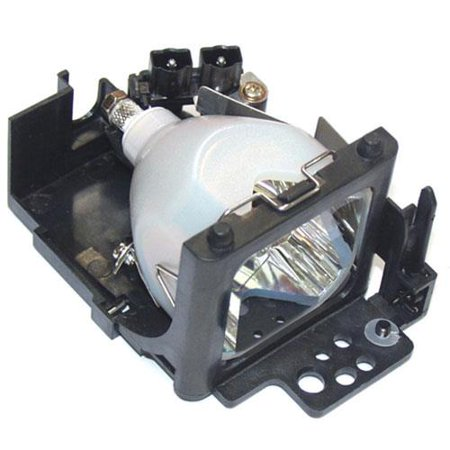 3M MP7640i Compatible Lamp for 3M Projector with 150 Days Replacement Warranty