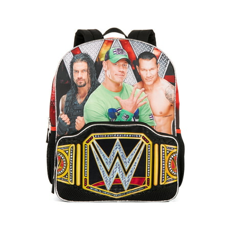 "World Wrestling The Main Event 16"" Backpack"