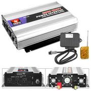 2000 - 4000 Watt Peak Surge Power Inverter Plus Cordless Remote Control Car