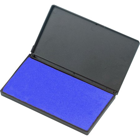 CLI, LEO92215, Nontoxic Foam Ink Pads, 1 Each, Blue