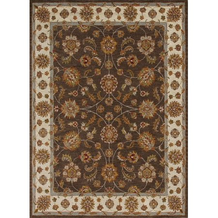 Traditional Maple Collection Area Rug In Multiple Color And Oval Rectangle Round Runner Shape
