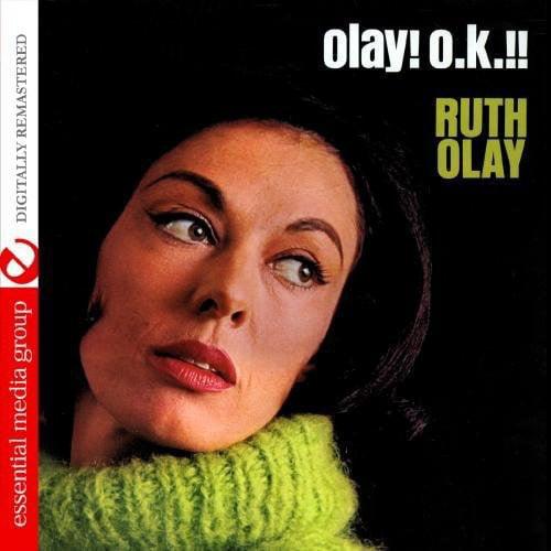 Ruth Olay - Olay! O.K.!! [CD]