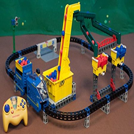 Rokenbok Monorail Mania Complete Building Set