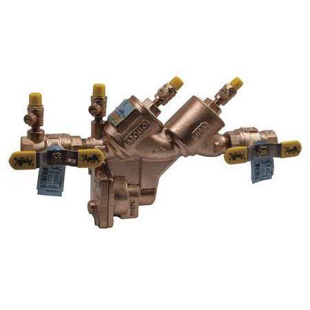 - APOLLO 4ALF206T2F Reduced Pressure Zone Backflow Preventer