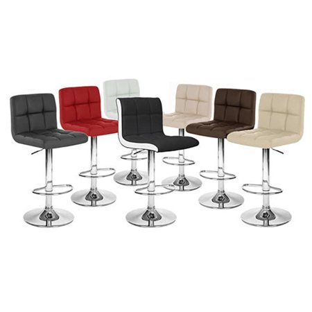 Modern Home Boris Contemporary Adjustable Barstool