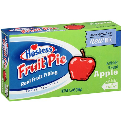 Hostess Apple Fruit Pie, 4.5 oz
