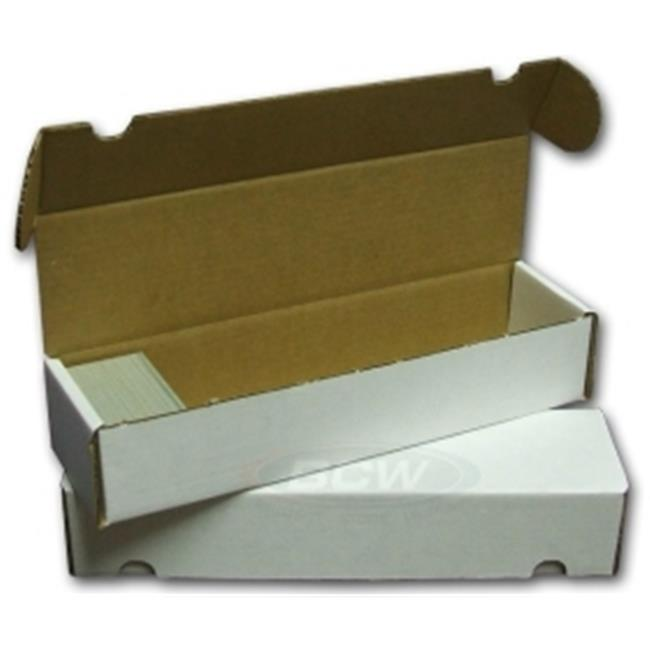 Star Packaging BX-800-B Cardboard - 800 Count Storage Box Bundle of 50