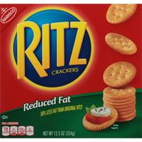 Nabisco Ritz Reduced Fat Classic Crackers, 12.5 Oz.