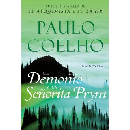 El Demonio y La Señorita Prym (Paperback) - Disfraces Halloween Demonio