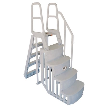 Main Access 200100T Above Ground Swimming Pool Smart Step and Ladder -