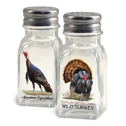 American Expedition Salt and Pepper Shaker (Set of 2)