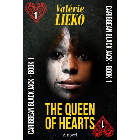 Caribbean Black Jack Book 1 The Queen of Hearts - eBook