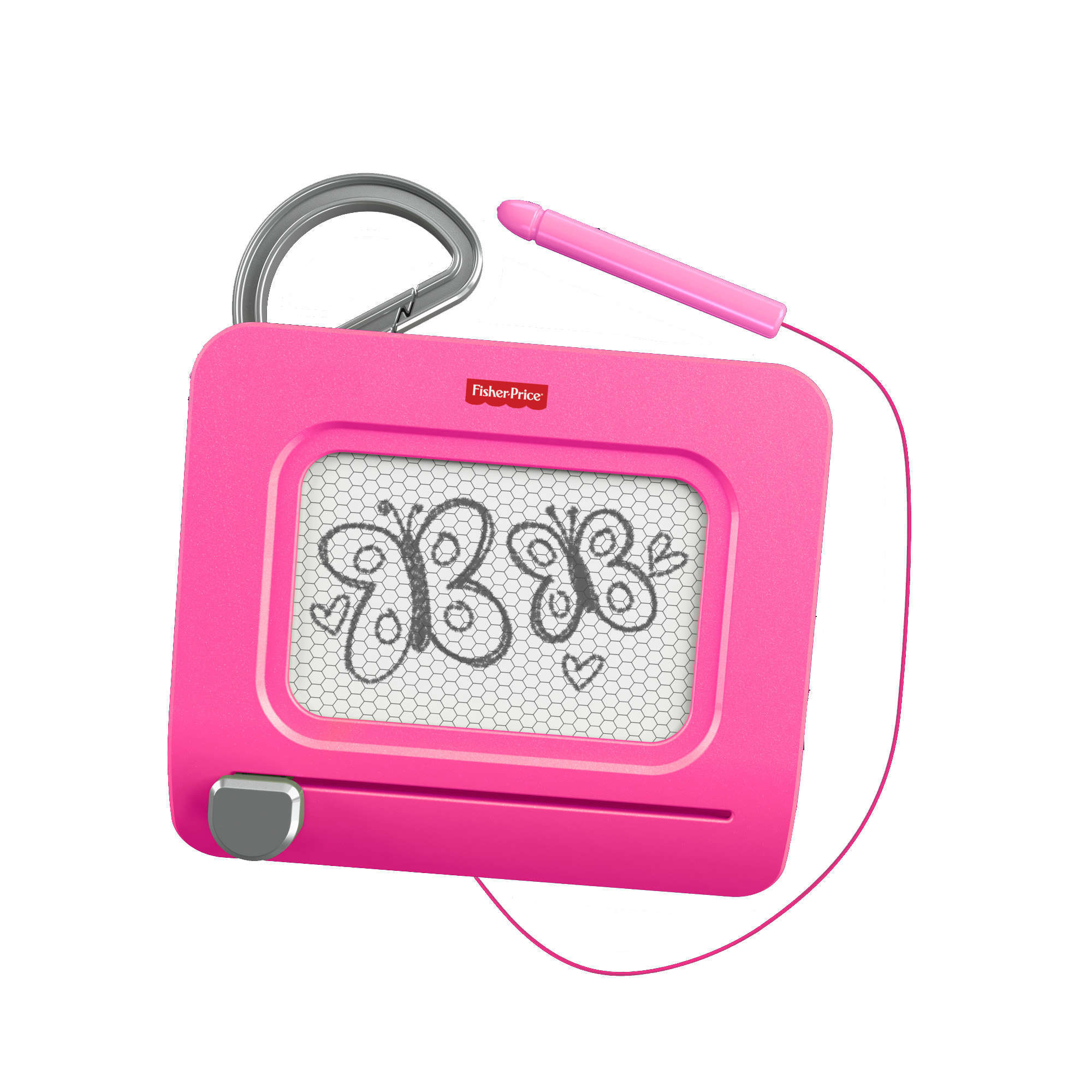 Fisher-Price Doodle Pro Clip, Pink
