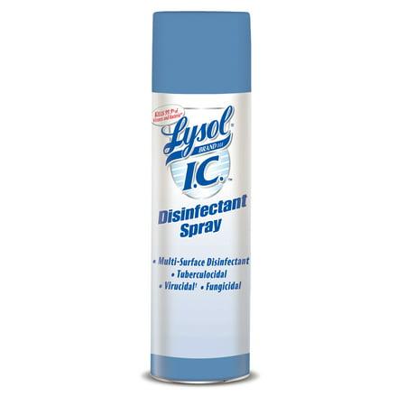 Professional Lysol IC Disinfectant Spray w/Control Flo Valve, 19oz