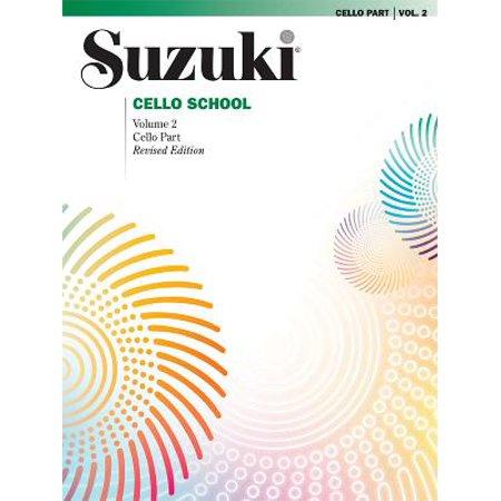 Suzuki Cello School, Vol 2 : Cello
