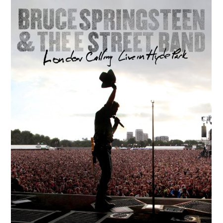 Bruce Springsteen & the E Street Band: London Calling: Live in Hyde Park (DVD) - Hyde Halloween Live
