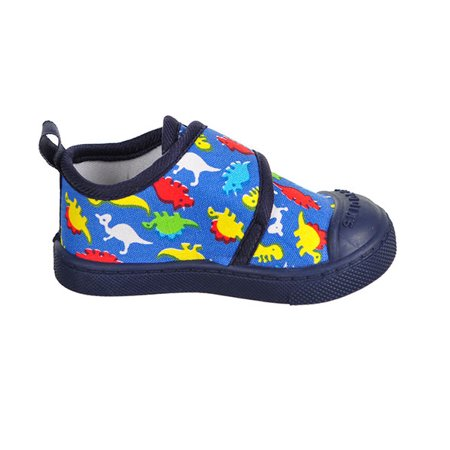 Baby Boys Printed Hook and Loop Casual Shoe - Chucks Shoes For Toddlers