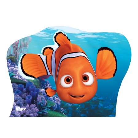 Finding Dory Nemo Clown Fish Disney Lifesize Standup Standee Cardboard Cutout