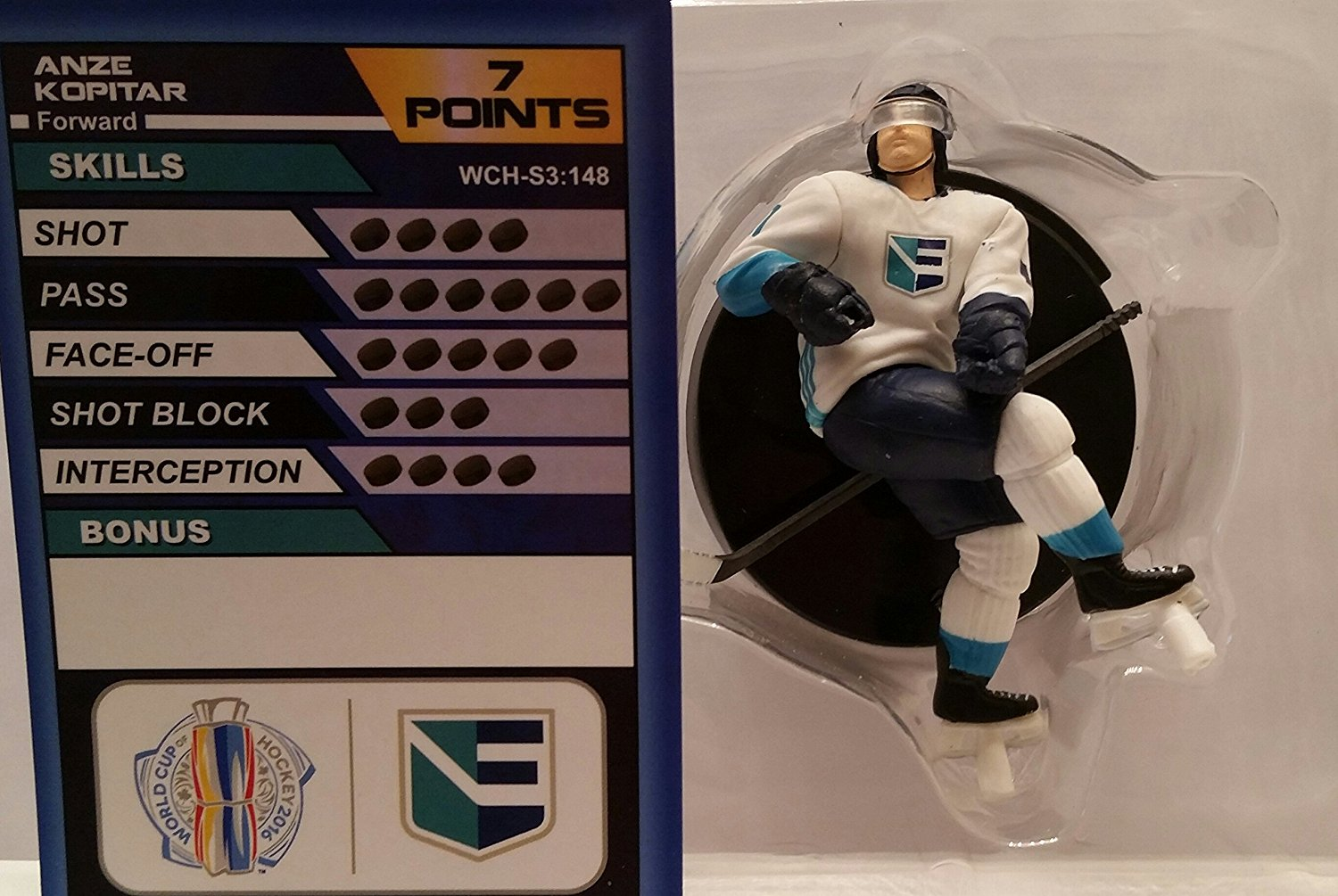 World Cup of Hockey Team Europe Anze Kopitar (Common) by