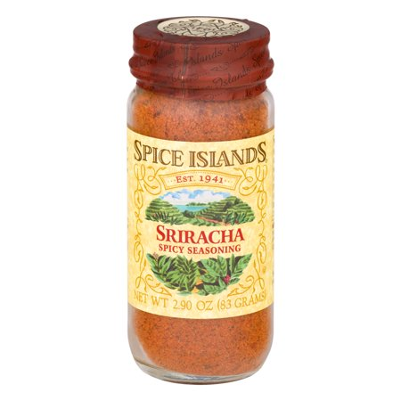 (2 Pack) Spice Islands Sriracha Spicy Seasoning, 2.9 OZ Spice Islands Gourmet Spices