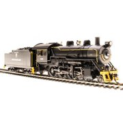 Broadway Limited 4324 HO United States Army 2-8-0 Consolidation Steam Locomotive