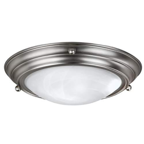 AFX Lighting Duomo 4 Light Flush Mount by American Fluorescent