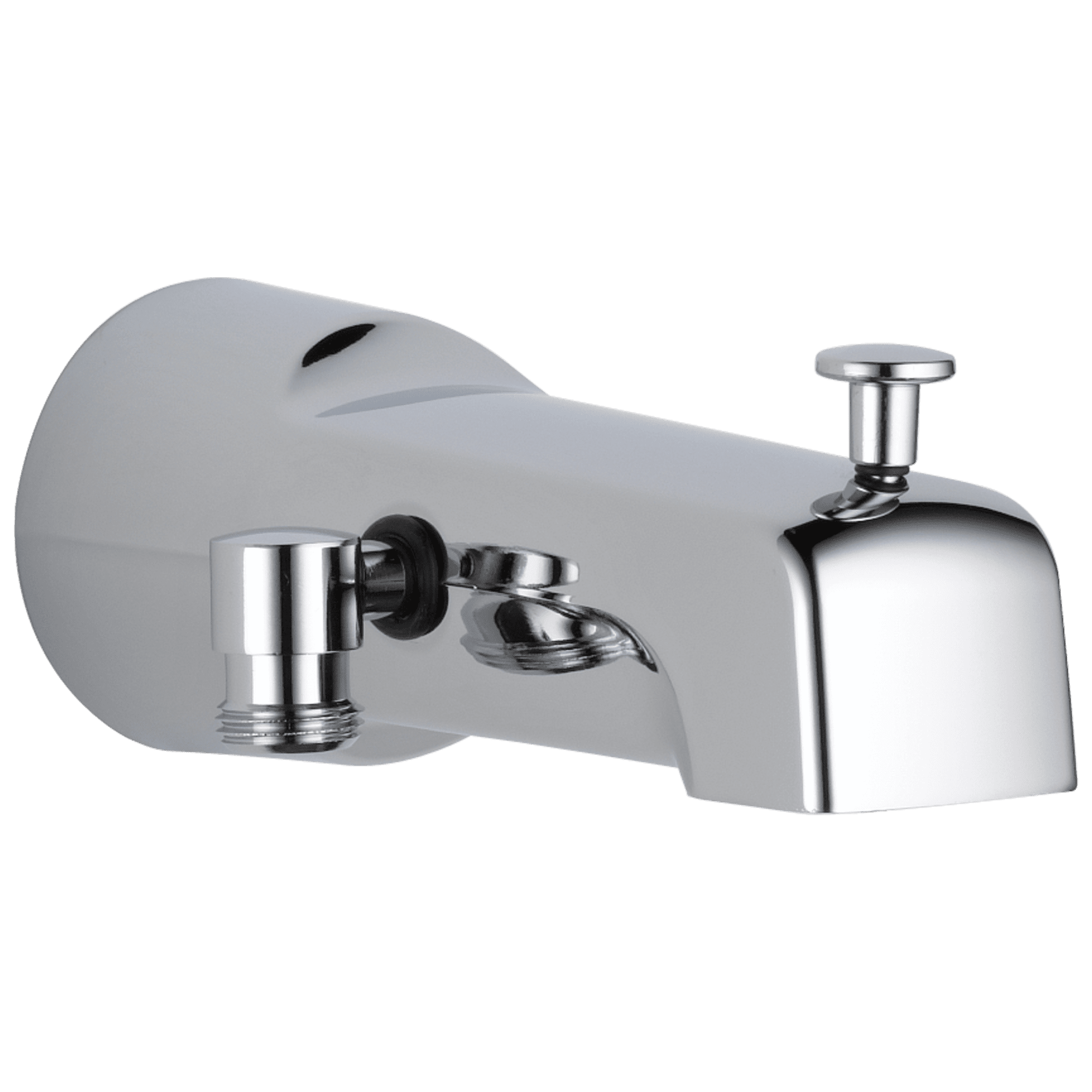Delta 6 1 2 Diverter Tub Spout With Hand Shower Connection