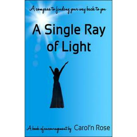 Ray Single (A Single Ray of Light - eBook )
