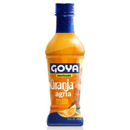Goya Marinade Bitter Orange, Naranja Agria 12 Oz