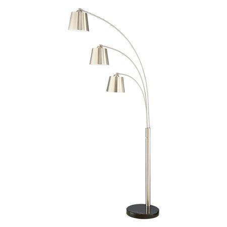 Lite Source Quana Arch Floor Lamp