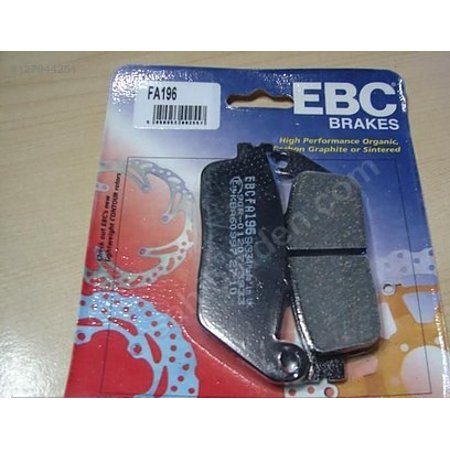 Ebc Organic Brake Pads Rear Fits 08 12 Victory Vision Tour