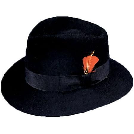 Blues Hat Adult Halloween Accessory - Post Halloween Blues